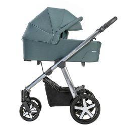 Удлиненный капюшон в люльке Baby Design Husky
