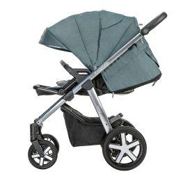 Удлиненный капюшон в прогулочном блоке Baby Design Husky