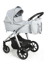 Baby Design Bueno 27 светло-серый