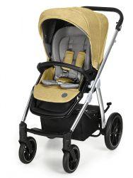 Прогулочный блок Baby Design Bueno 01 желтый