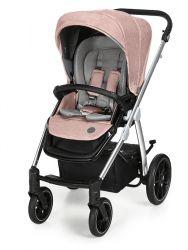 Прогулочный блок Baby Design Bueno 08 розовый