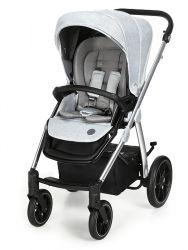 Прогулочный блок Baby Design Bueno 27 светло-серый
