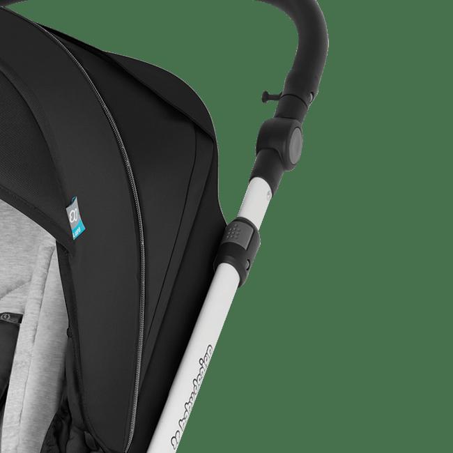 Baby Design Lupo Comfort регулируемая по высоте ручка