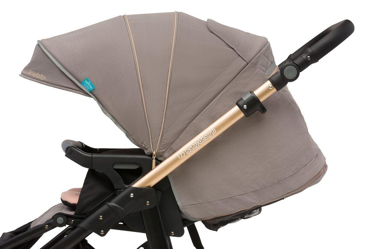 baby design lupo comfort limited удлиненный капюшон