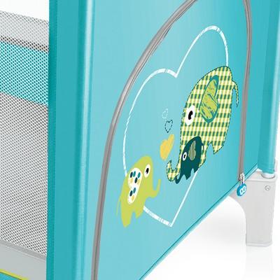 Кровать-манеж Baby Design Simple