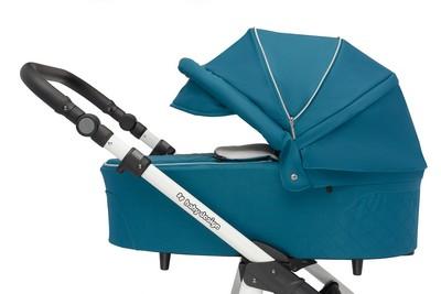 Baby Design Lupo Comfort - глубокий капюшон  в люльке