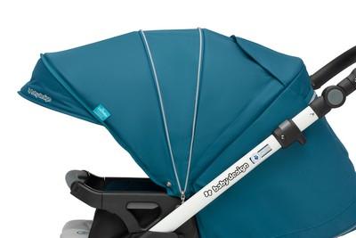 Baby Design Lupo Comfort - удлиненный капюшон в прогулочном блоке
