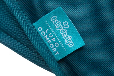 Baby Design Lupo Comfort - качественные материалы