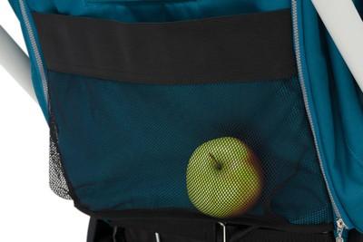 Baby Design Lupo Comfort - прогулочный блок, карман для мелочей