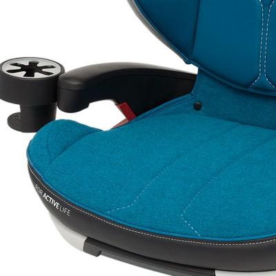 espiro omega fx комфортное сиденье, подстаканник в комплекте