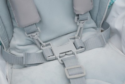 baby design lolly мягкий вкладыш, ремни безопасности
