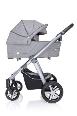 Baby Design Husky 2020 удлиненный капюшон в люльке