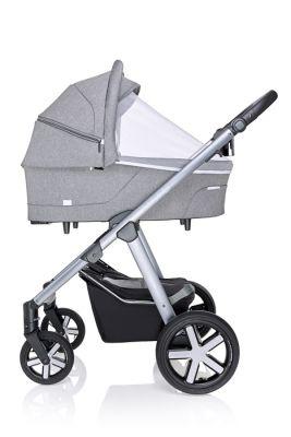 Baby Design Husky 2020 встроенная москитная сетка в люльке