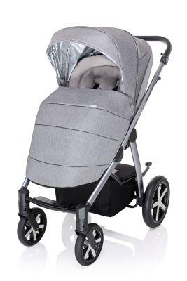 Прогулочный блок Baby Design Husky 2020 чехол на ножки в комплекте
