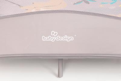 Baby Design Play Up надежное дно с дополнительными ножками