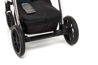 Baby Design Bueno - эргономичный тормоз, скрытые пружины, большие колеса
