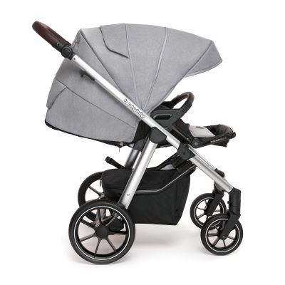 Удлиненный капюшон в прогулочном блоке Baby Design Bueno