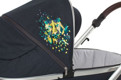 Baby Design Bueno 103 navy tiger