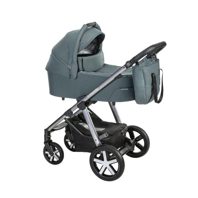 Обновленный дизайн коляски Baby Design Husky 2021