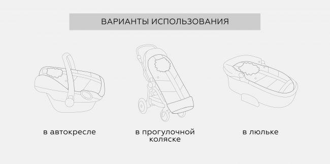 варианты использование конверта Leokid Transformer