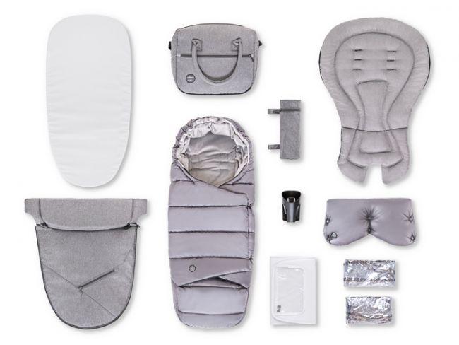 комплектация Baby Design Husky 2020