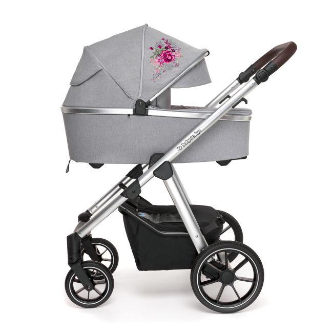 люлька Baby Design Bueno с удлиненным капюшоном