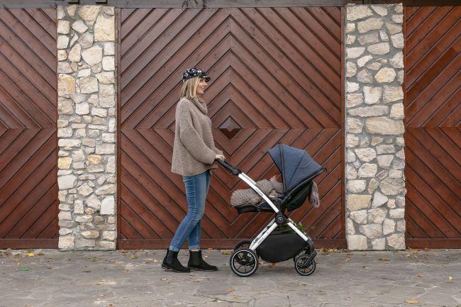 Прогулочный блок Baby Design Smooth
